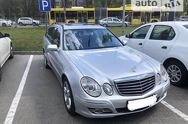 Универсал Mercedes-Benz E 200 2007 в Киеве