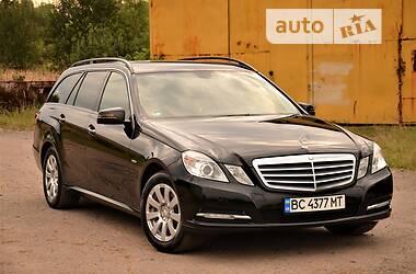 Универсал Mercedes-Benz E 200 2011 в Дрогобыче