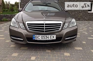 Mercedes-Benz E 220 2010 в Яворове