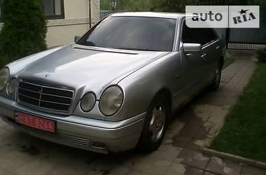 Mercedes-Benz E 220 1997 в Полтаве