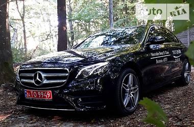 Mercedes-Benz E 220 2018 в Луцке