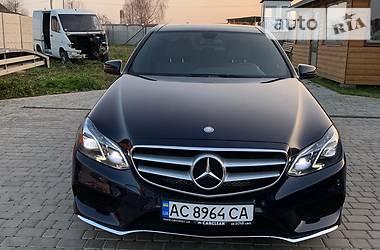 Mercedes-Benz E 220 2015 в Луцке