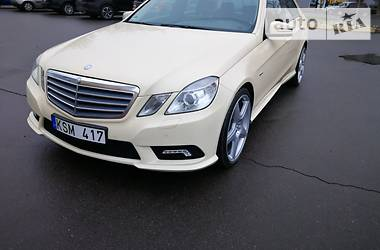 Mercedes-Benz E 220 2011 в Николаеве