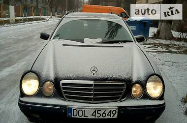 Mercedes-Benz E 220 2002 в Одессе