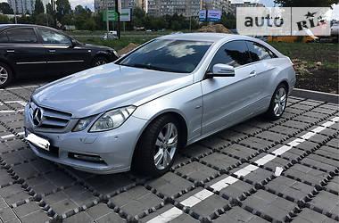Mercedes-Benz E 220 2011 в Києві