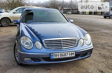 Mercedes-Benz E 220 2006 в Одессе