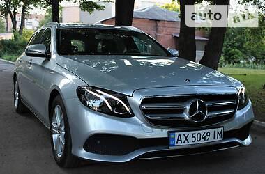 Mercedes-Benz E 220 2018 в Харькове