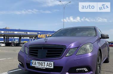 Mercedes-Benz E 220 2009 в Киеве