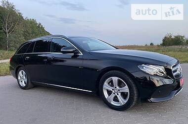 Mercedes-Benz E 220 2017 в Ровно