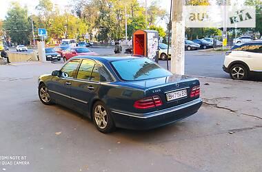 Mercedes-Benz E 220 1999 в Одессе