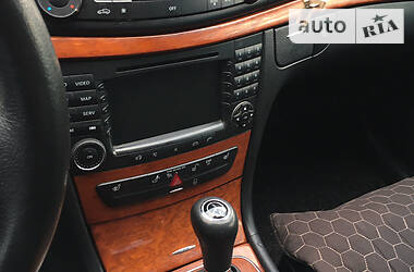 Mercedes-Benz E 220 2007 в Долині