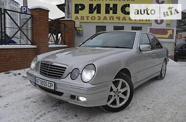 Mercedes-Benz E 220 2001 в Івано-Франківську