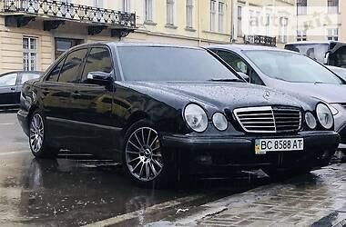 Mercedes-Benz E 220 2000 в Львові