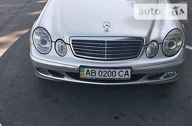 Mercedes-Benz E 220 2005 в Виннице