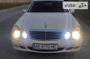 Седан Mercedes-Benz E 220 2006 в Кривому Розі
