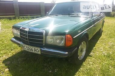Mercedes-Benz E 230 1979 в Дрогобыче