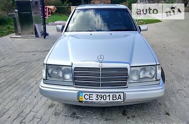 Седан Mercedes-Benz E 230 1992 в Сокирянах