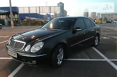 Mercedes-Benz E 240 2004 в Киеве