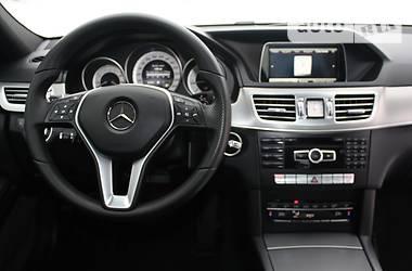 Mercedes-Benz E 250 4 MATIC AVANTGARDE