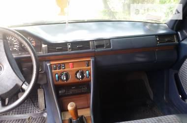 Mercedes-Benz E 260 1991