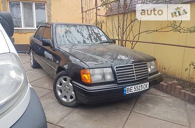 Mercedes-Benz E 260 1988 в Первомайске