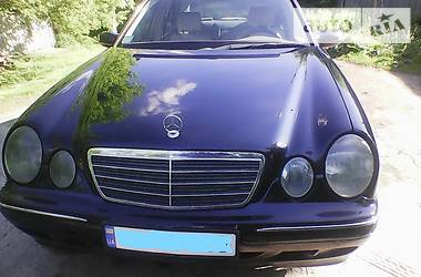 Mercedes-Benz E 270 2001 в Киеве