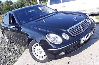 Mercedes-Benz E 270 2004 в Луцке