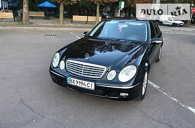 Mercedes-Benz E 270 2004 в Хмельницком