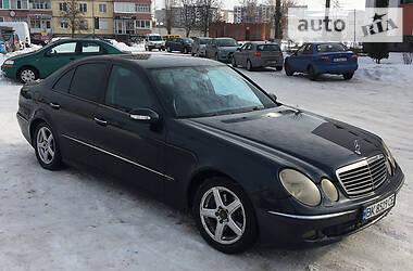 Mercedes-Benz E 270 2002 в Вараше