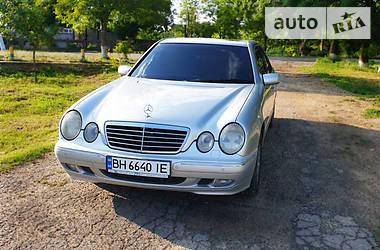 Седан Mercedes-Benz E 270 2001 в Одессе