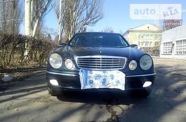 Mercedes-Benz E 280 2005 в Донецке