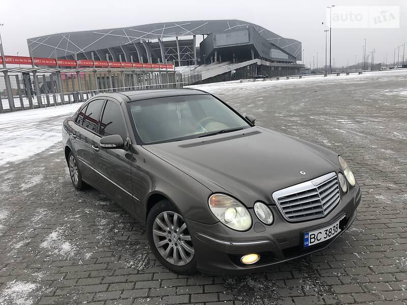 Mercedes-Benz E 280 2008 в Львове