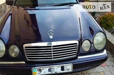Mercedes-Benz E 290 1997 в Львове