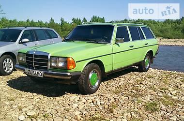 Mercedes-Benz E 300 1982