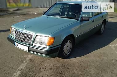 Mercedes-Benz E 300 1991 в Киеве