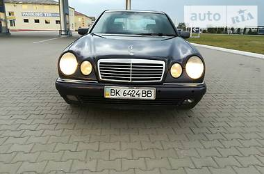 Mercedes-Benz E 300 1997 в Ровно