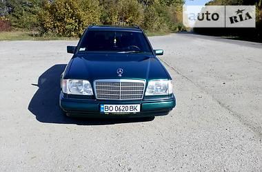 Mercedes-Benz E 300 1995 в Тернополе