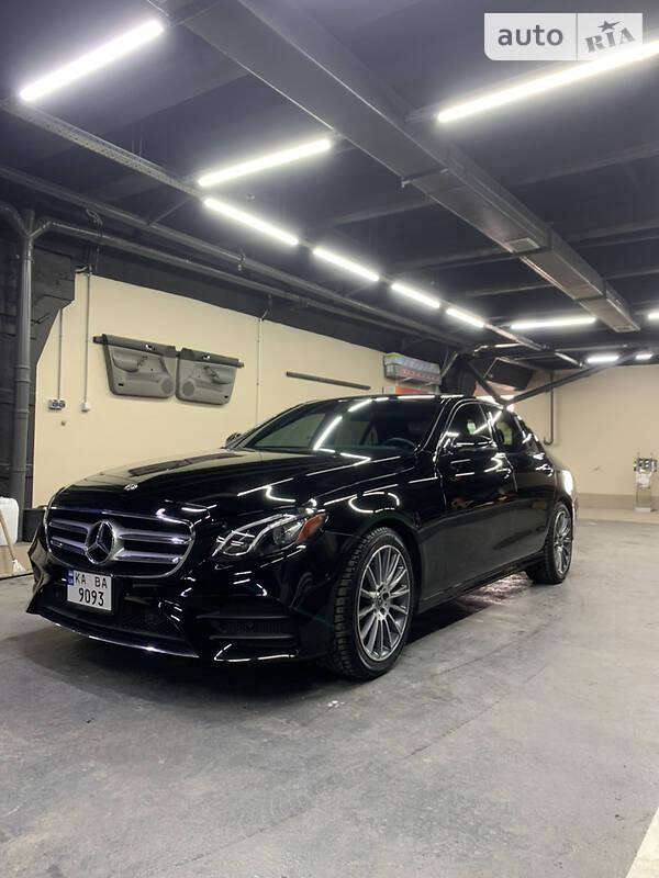 Mercedes-Benz E 300 2018 в Киеве