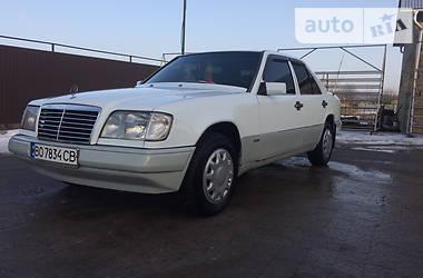 Mercedes-Benz E 300 1988 в Чорткове