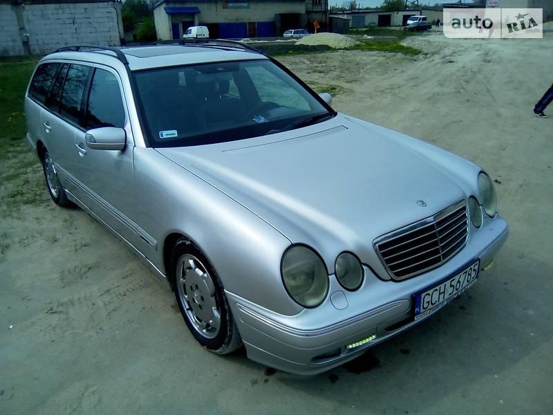 Mercedes-Benz E 320 2002 в Ковеле