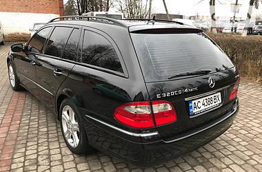 Mercedes-Benz E 320 2006 в Луцке