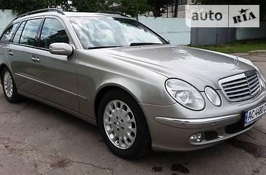 Mercedes-Benz E 320 2004 в Луцке