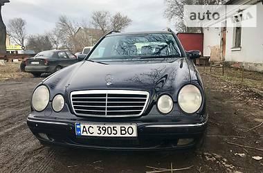 Mercedes-Benz E 320 2002 в Луцке