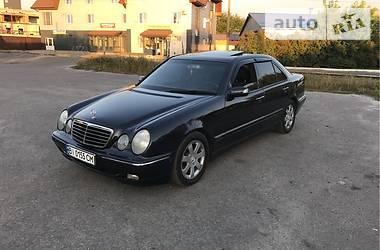 Mercedes-Benz E 320 2000 в Миргороде