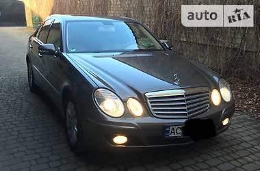 Mercedes-Benz E 320 2007 в Луцке