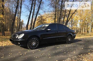 Mercedes-Benz E 350 2005 в Киеве