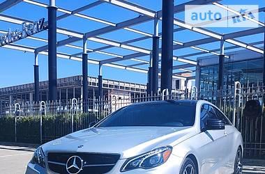 Купе Mercedes-Benz E 400 2017 в Днепре