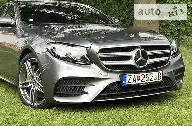Седан Mercedes-Benz E 400 2018 в Луцке