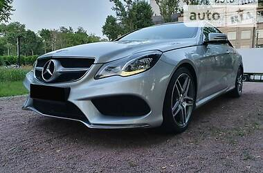 Купе Mercedes-Benz E 400 2015 в Киеве
