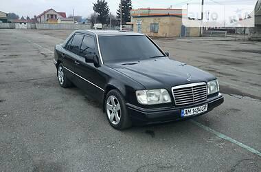 Mercedes-Benz E 420 1993 в Попельне